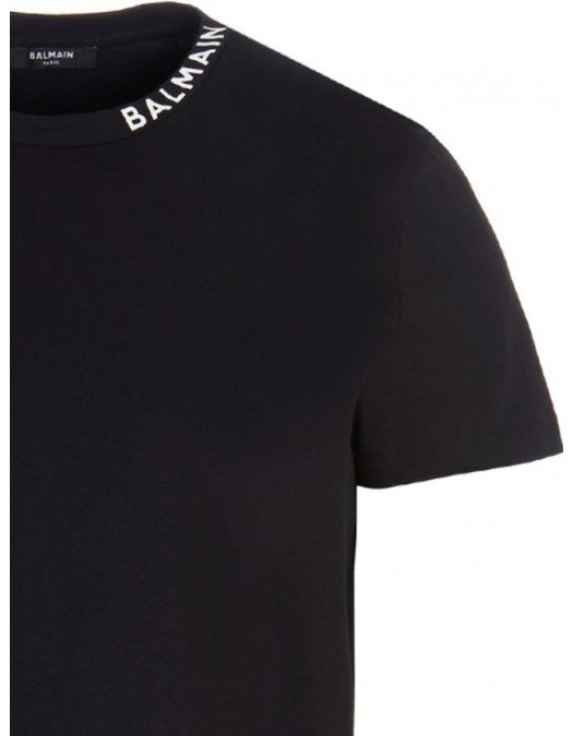 TRICOU BALMAIN,  Slim Fit, Imprimeu - WH1EF006B129EAB