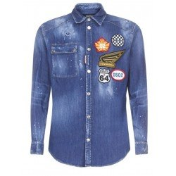 CAMASA DSQUARED2 PATCH SS20