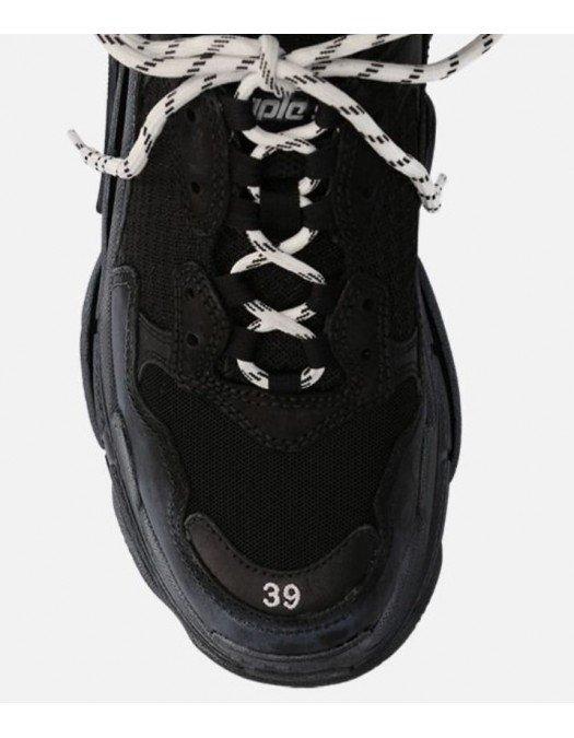 SNEAKERS BALENCIAGA, Full Black Mesh - m531388W09OM1000