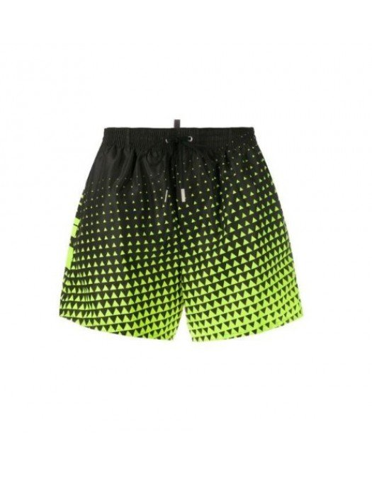 SHORT DSQUARED2 SS19 - D7B642800730 - SHORT BARBATI