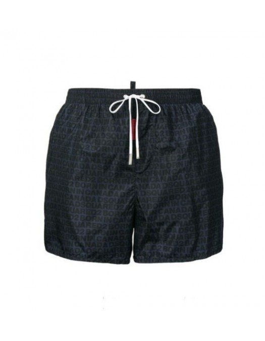 SHORT DSQUARED2 SS19 - D7B642440210 - SHORT BARBATI