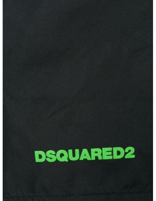 SHORT DSQUARED2 SS19 - D7B642400280 - SHORT BARBATI