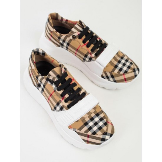 SNEAKERS BURBERRY SS20 - 8020282A7026 - SNEAKERS BARBATI