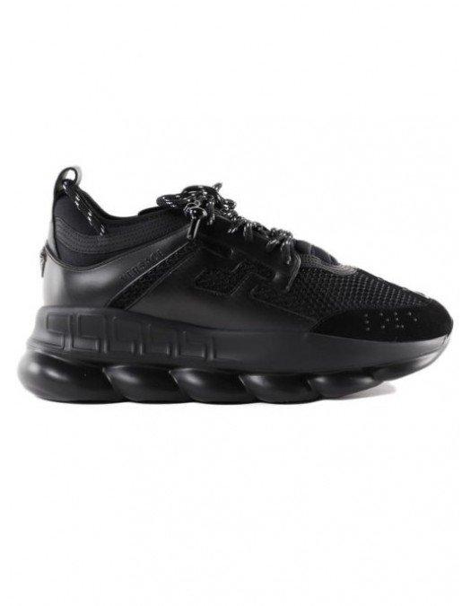 Sneaker Versace, Chain Reaction, Negru,DSU7071ED41