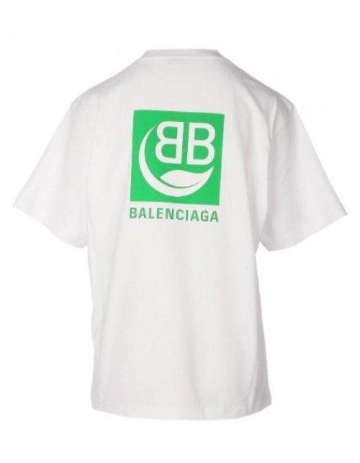 TRICOU BALENCIAGA SS20 - 594579THV6300W - TRICOURI BARBATI