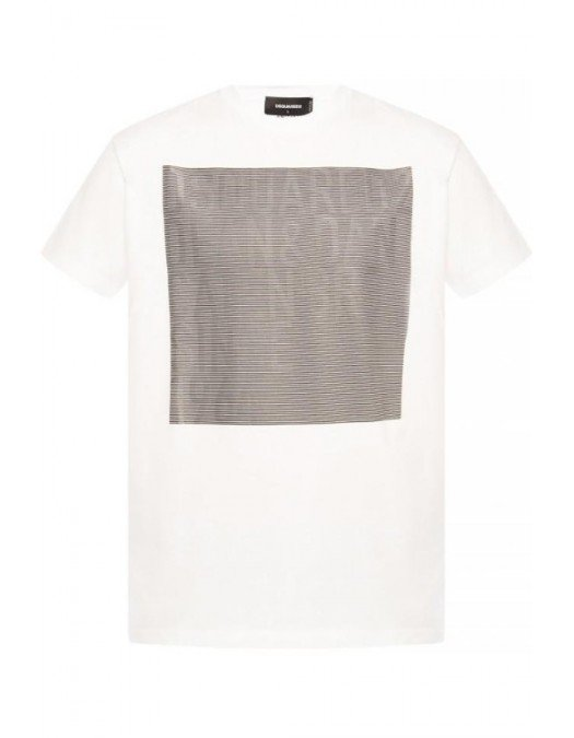 TRICOU DSQUARED2 FW19 - S74GD0646100 - TRICOURI BARBATI