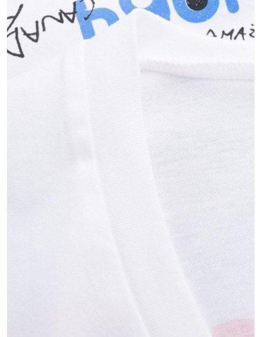 TRICOU DSQUARED2 SS20 - S71GD0874100 - TRICOURI BARBATI