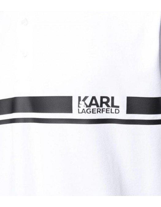 TRICOU KARL LAGERFELD SS20 - 75502110 - TRICOURI BARBATI