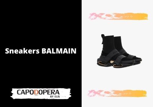 Sneakers Balmain - Capodopera12