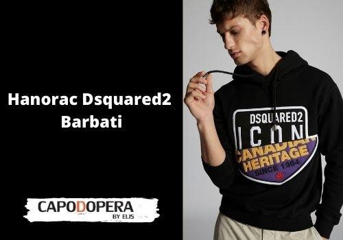Hanorac Dsquared 2 Barbati - Capodopera12