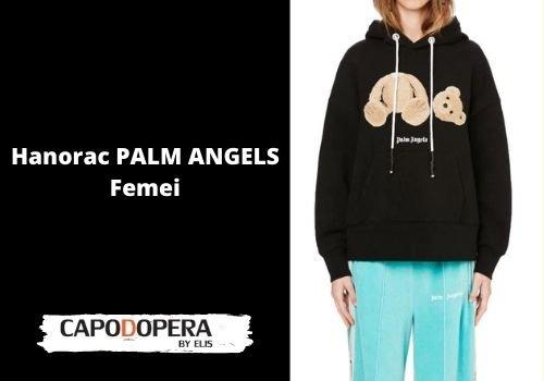 Hanorac Palm Angels  Femei- Capodopera12
