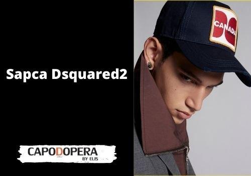 Sepci Dsquared 2 Barbati - Capodopera12