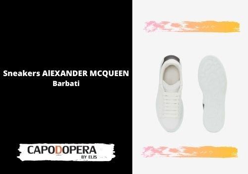 Sneakers Alexander Mcqueen Barbati - Capodopera12