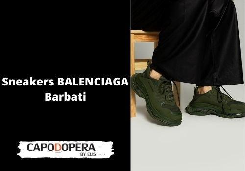 Sneakers Balenciaga Barbati - Capodopera12