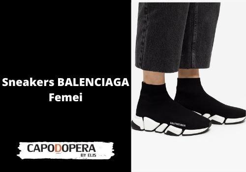Sneakers Balenciaga Femei - Capodopera12