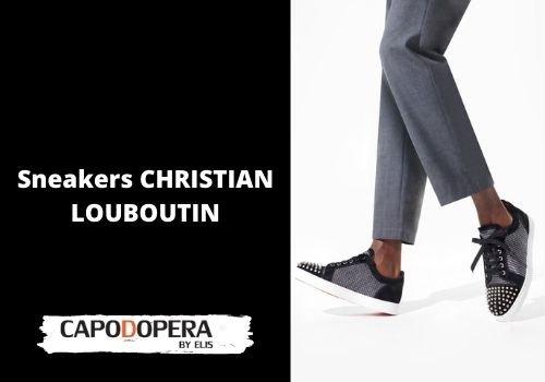 Sneakers Christian Louboutin - Capodopera12