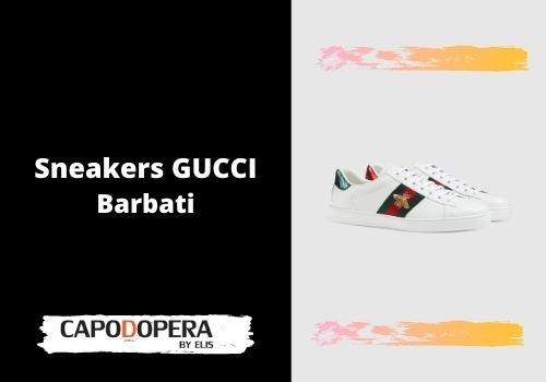 Sneakers Gucci Barbati - Capodopera12