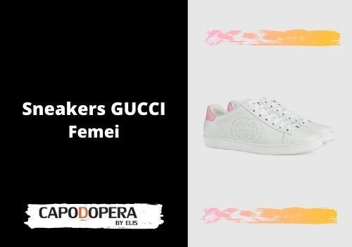 Sneakers Gucci Femei - Capodopera12