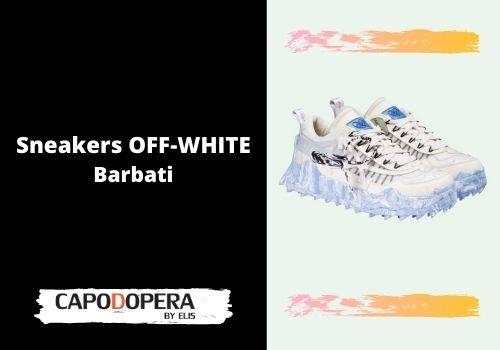 Sneakers Off-White Barbati Barbati - Capodopera12