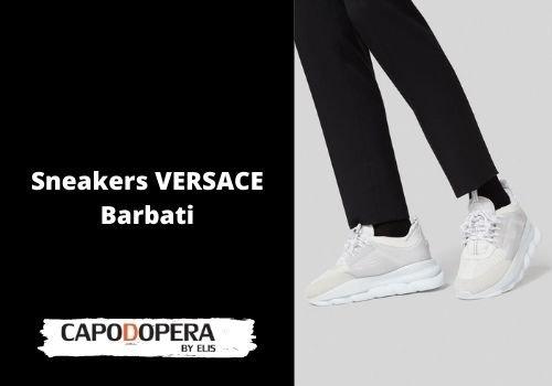 Sneakers Versace Barbati - Capodopera12