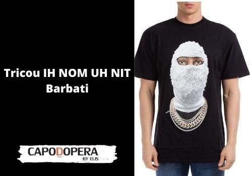 Tricou Ih Nom Uh Nit Barbati - Capodopera12