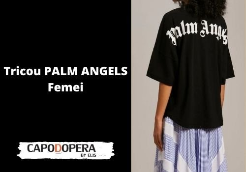 Tricou Palm Angels Femei - Capodopera12
